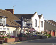 Cross Keys Public House Aldeburgh Suffolk