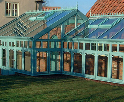 Garden Room Conservatories by Richmond Oak Ltd for Suffolk UK
