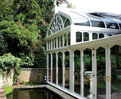 Conservatory Design by Richmond Oak Ltd for Suffolk UK