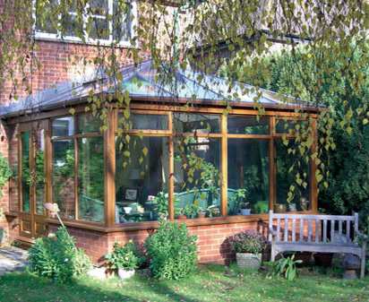 DIY Conservatories by Richmond Oak Ltd for Suffolk UK