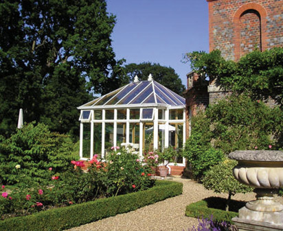Edwardian Conservatories by Richmond Oak Ltd for Suffolk UK